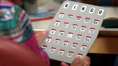 foto van bingo | bon archief
