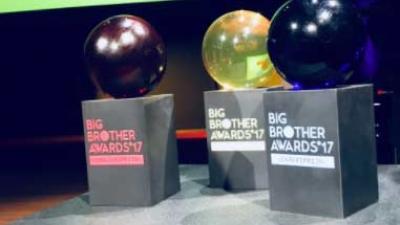 Kabinet haalt Big Brother Awards binnen