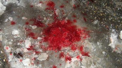 Politie start onderzoek naar aantreffen bloed op perron Heerlen