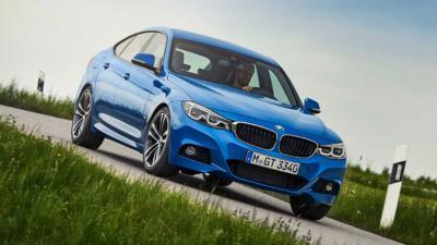 De vernieuwde BMW 3 Serie Gran Turismo