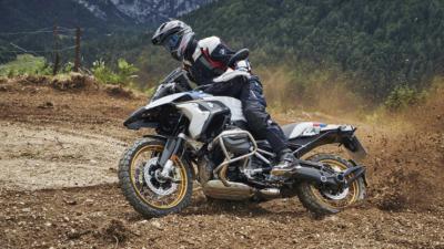 BMW Motorrad al negen jaar op rij marktleider in Nederland