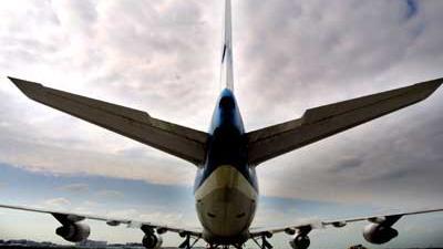 Foto van Boeing 747 | Archief EHF