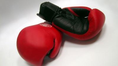 Foto van bokshandschoenen | Sxc