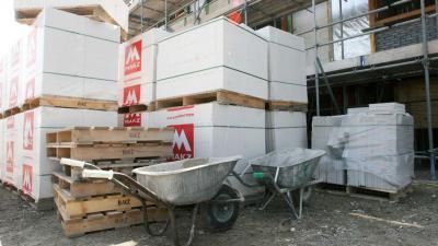 bouw-woningen-kruiwagen