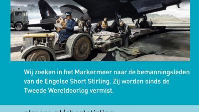 Bouwbord Oostvaardersdijk