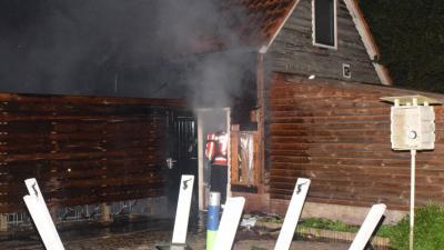 Drentse Orvelte opgeschrikt door twee branden