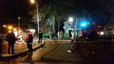 Brandweer Uithoorn heeft woningbrand snel onder controle