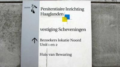 Dode bij brand in gevangenis in Scheveningen