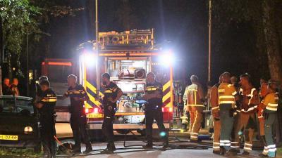 Man aangehouden na brand Midlaren