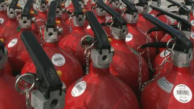 OM eist 20 maanden cel voor hulp drugstransport in brandblussers
