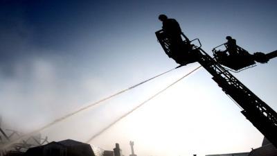 Veertig mensen geëvacueerd bij grote brand in centrum van Alkmaar