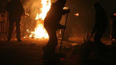 Brandweer vraagt om in Oudejaarsnacht kleine brandjes zelf te blussen