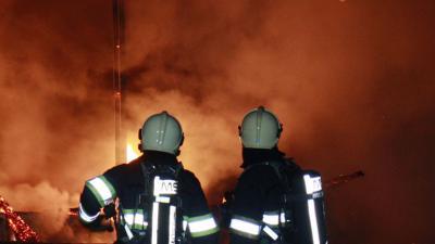 Zeer grote brand in Venray