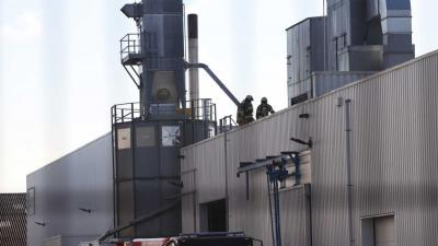 brandweer-dak-bedrijf