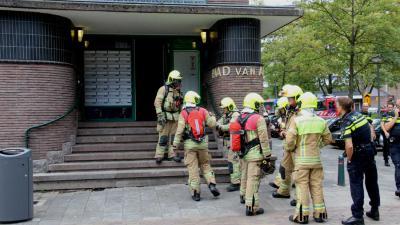 brandweermannen, agenten