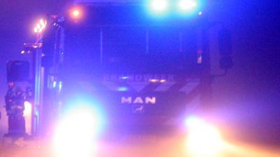 Foto van brandweerwagen   MV