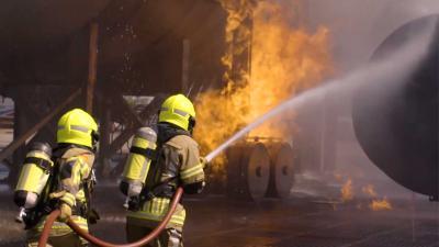brandweer-uniform