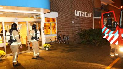 Brandje in zorgcentrum snel door personeel geblust