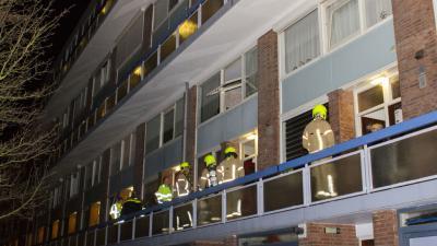 Mensen flat Vlaardingen onwel door 'sluipmoordenaar'