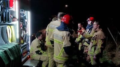 Brandweer hoeft minder de deur uit voor brand