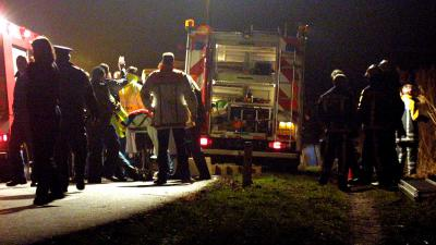 Nachtelijk ongeval industriegebied Pernis kost vrouw (52) het leven