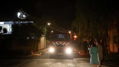 brandweerauto-omwonenden
