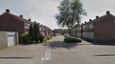 Honderd toeschouwers kijken in Breda live naar burenruzie