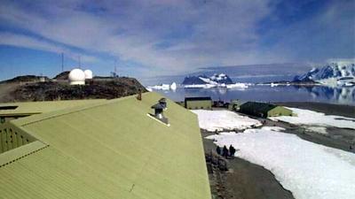 BAM gaat op Antartica Britse onderzoeksfaciliteiten moderniseren