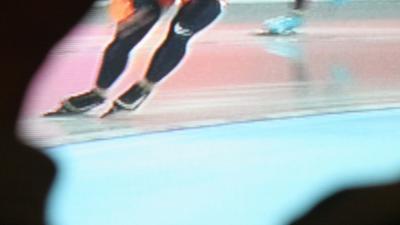 foto van schaatsen   fbf archief