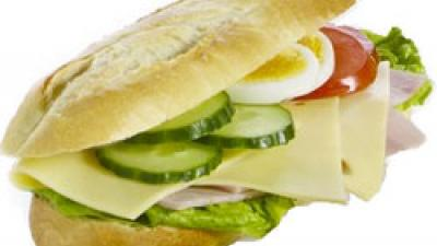 foto van broodje gezond | fbf