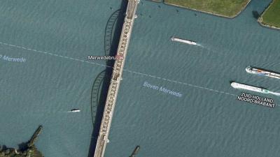 Merwedebrug en andere bruggen A27 compleet vervangen