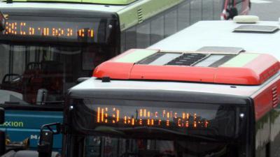 Actie's loeren in het streekvervoer