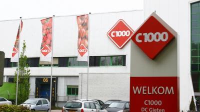 Foto van districtscentrum C1000 Gieten | Van Oost Media | www.vanoostmedia.nl