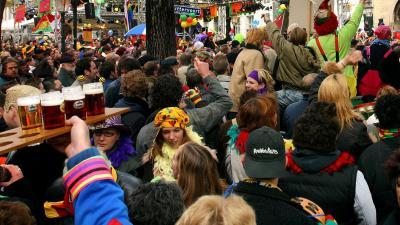 Carnavalsweekend kan griepepenemie verder aanwakkeren