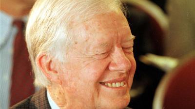 'Oud-president VS Jimmy Carter wil onderhandelen met Noord-Korea'