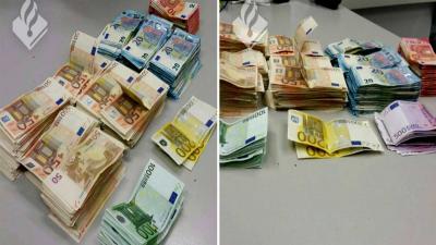 Tweetal kan oorsprong 80.000,- euro cash niet verklaren