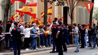 Catalonië heeft onafhankelijkheid uitgeroepen