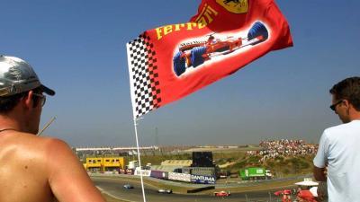 Prins Bernhard heeft circuit Zandvoort gekocht