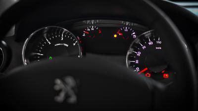 Dashboard Peugeot