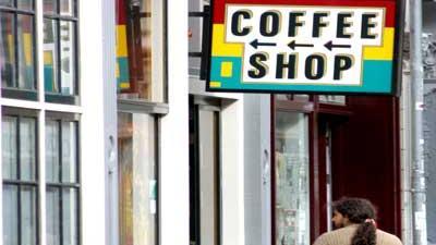 Foto van coffeeshop   Archief EHF