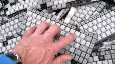 Foto van toetsenborden | Archief FBF.nl