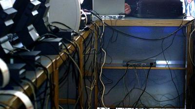 Foto van computers | Archief EHF