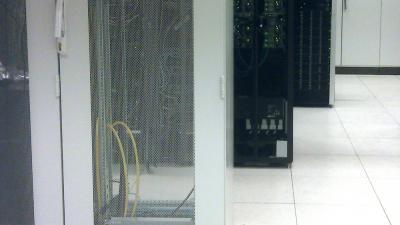 Foto van computer server hosting internet | Archief EHF