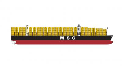 containerschip-graphic