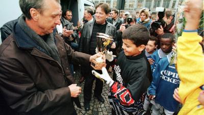 Reactie minister Schippers op overlijden Johan Cruijff