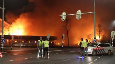 Reeks branden treft Culemborg