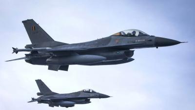 Belgen bewaken Nederlands luchtruim