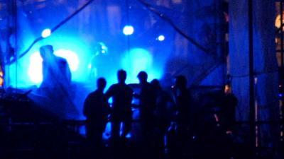Foto van dance feest muziek drugs ghb | Archief EHF
