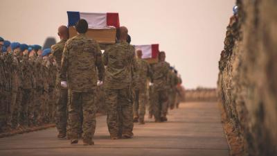 Stoffelijke overschotten omgekomen militairen in Nederland