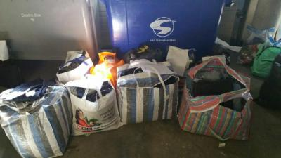 Zeven Roemenen aangehouden voor winkeldiefstal